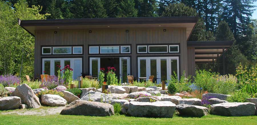 Garden Pavilion - available for wedding and event rentals