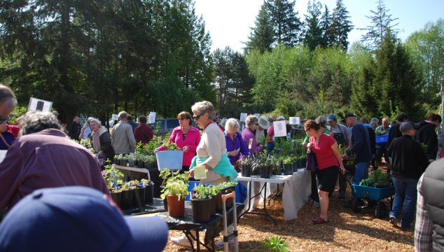 Sneak Peek at the 2018 Plant Sale List