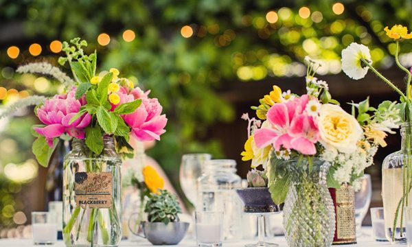 Garden Party + Sneak Peek at Auction Items